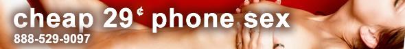 Cheap Phonesex 888-529-9097